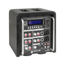 Audiopipe Bar Cube Power Amplifier 600 Watts Bluetooth Mono