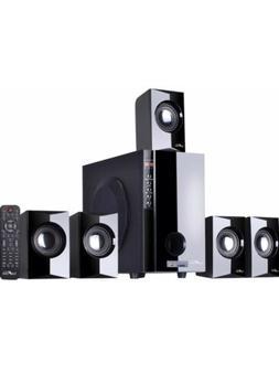 beFree Sound BFS-430 Surround Sound Home Stereo Speakers