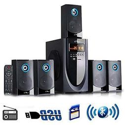 "BFS-520 Surround Sound Systems Home Stereo Audio "" Theater"
