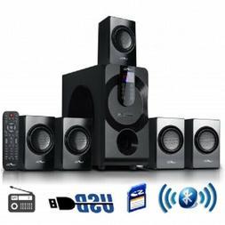 beFree Sound BFS460 5.1 CHANNEL Surround Sound BLUETOOTH Spe
