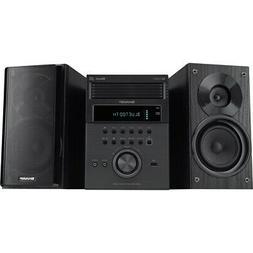 Sharp Xl Bh250 Sharp 5 Disc Micro Shelf Executive Speaker