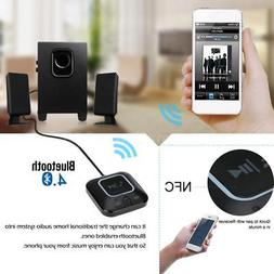 Bluetooth 4.0 Receiver Car 3.5mm Audio Home Stereo Adapter N