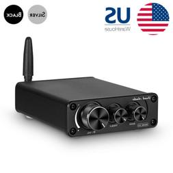 Bluetooth 5.0 Stereo Audio Amplifier Receiver 2 Channel Mini