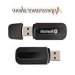 Bluetooth Adapter Receiver,URANT Car Kit Mini USB Wireless A