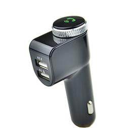 iPS Bluetooth Location Fast Charger FM Transmitter Wireless