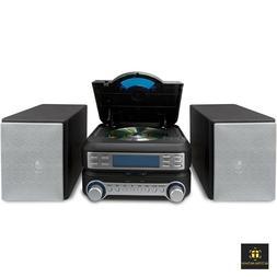 bookshelf cd player stereo system home am