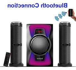 Boytone BT-424F, 2.1 Bluetooth Powerful Home Theater Speaker