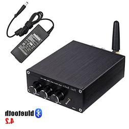 BT20A Bluetooth 4.2 Stereo Audio 2 Channel Amplifier Receiv