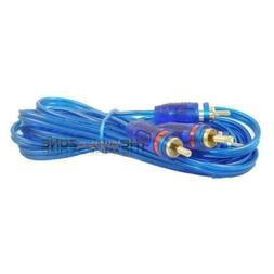 CA-15GM High Quality 15 ft RCA Cable Wire for Car Amplifier