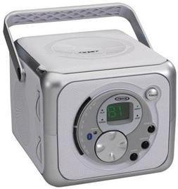 Jensen CD-555 Portable Bluetooth Stereo Music System with CD