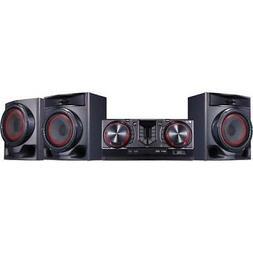 LG CJ45 720W Hi-Fi Entertainment System With Bluetooth