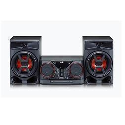 LG CK43 300 Watt Hi-Fi Shelf System