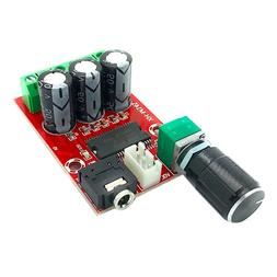 Class D <font><b>stereo</b></font> audio amplifier module <f