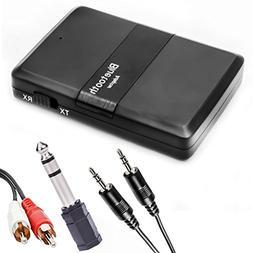 CONATANCE Portable Bluetooth 4.1 Audio Transmitter / Receive