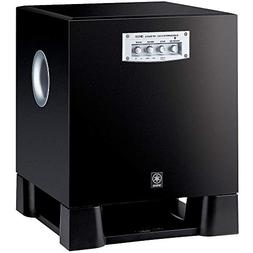 Yamaha Corporation of America SW315 Subwoofer System - Black