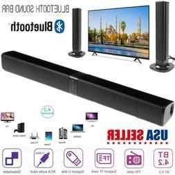 Detachable Bluetooth TV Sound Bar Home Theater Wireless Soun
