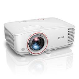 BenQ TH671ST 1080p DLP Home Theater Short Throw Projector, 3