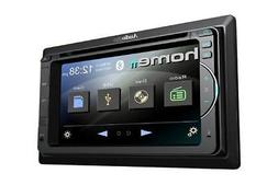 "Audiopipe 6.2"" DVD/CD Fixed Panel Receiver GPS bluetooth AM/"