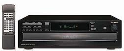 Onkyo DX-C340 6 Disc Compact Disc CD Changer Complete With R