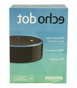 Amazon Echo Dot 2nd Generation w/ Alexa Voice  Media Streami