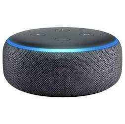 Amazon Echo Dot 3rd Gen - Smart Assistant Speaker w/ Alexa -