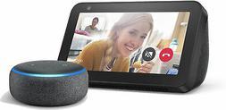 Amazon Echo Show 5 Compact smart display Alexa Charcoal Blac