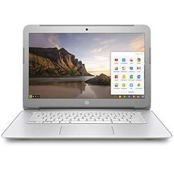 Newest HP 14-inch Chromebook HD SVA  Display, Intel Dual Cor