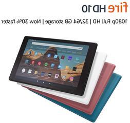 Fire HD 10 Tablet  – Black
