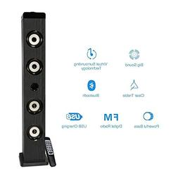 Floorstanding Speaker with subwoofer, TRANPSEED 2.1 Channel