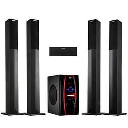 Frisby FS-6600BT 5.1 Channel Stereo Home Theater System w/ T