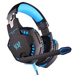 KOTION EACH G2100 PC Gaming Headset Bass Earphones 3.5mm Hea