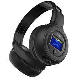 Gotd 3.0 Stereo Bluetooth Wireless Headset/Headphones With C