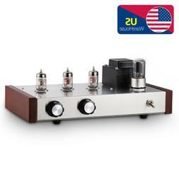 HiFi 12AX7 Vacuum Tube Preamp 2.0 Channel Home Stereo Audio