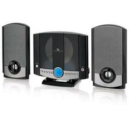 GPX HM3817DTBLK CD Home Music System