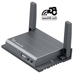 Ivishow 5G Home/Car Wifi Mirabox Mirrorlink Box for IOS10 Ai