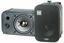 Pyle Home PDMN48 5 1/4-Inch 2-Way Bass Reflex Mini-Monitor S