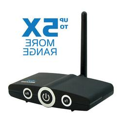 Miccus 160ft LONG RANGE Bluetooth Transmitter or Receiver| A