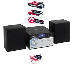 Home Stereo System Radio Bluetooth AM/FM Music Receiver CD P