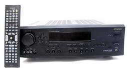 Onkyo HT-R520 WRAT Wide Range Amplifier Technology 6.1 Chann