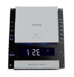 Sony ICF-CD7000BLK AM/FM Stereo CD Clock Radio