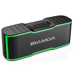 AOMAIS Sport II Mini Portable Bluetooth Speakers with 10W Su