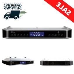 iLive IKB318S Under Cabinet Speaker System w/ Bluetooth, AM/