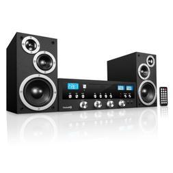 Innovative Technology Classic Retro Bluetooth Stereo System