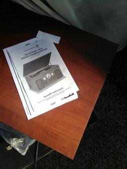 Innovative Technology ITVS-200B 6-in-1 Nostalgic Bluetooth E
