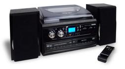 jta 980 turntable 2 cd