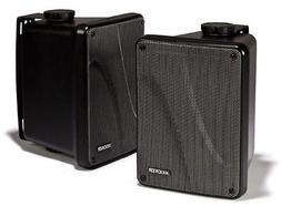 Kicker KB6000B Home Stereo Full Range Waterproof Outdoor 6.5