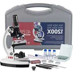 AmScope-Kids M30-ABS-KT1-W-I 120X-240X-300X-480X-600X-1200X