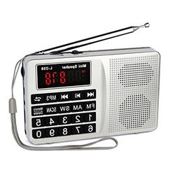 Retekess L-258 Portable AM FM Radio Shortwave Transistor Rad
