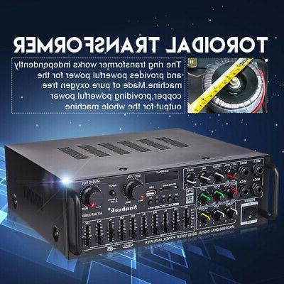 Amplifier Powered Receiver 0