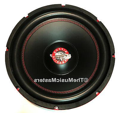 12 inch home stereo sound studio woofer